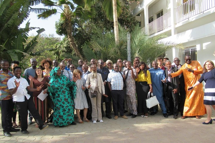 Connecting climate scientists and social protection professionals: ASPIRE training in Senegal