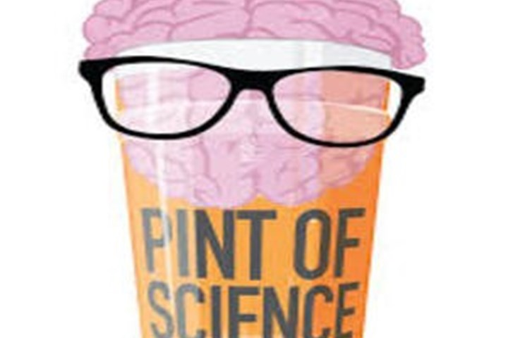 Creative Reactions - Pint of Science